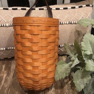 Longaberger large Gatehouse basket & protector 02